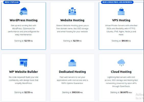 Dreamhost, Web Hosting For Beginners